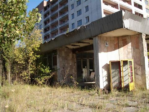 Pripyat: the abandoned City that once housed 30 000