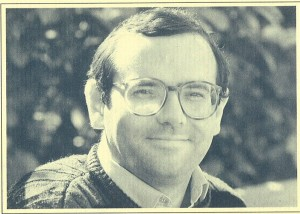 Gordon Macdonald, (1953 - 1991). Legal & General's Chief Press Officer